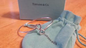 Tiffany & Co. Sterling Silver 925 Elsa Peretti Bangle