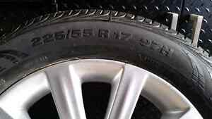 Never used 17 inch Rim and Tire (1) Windsor Region Ontario image 2