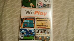 Wiiplay game mint condition for $5 London Ontario image 1