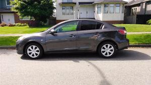 2010 Mazda Mazda3 Sport Sedan