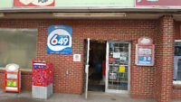 cashier or manager at the Convenience store