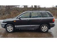 Hyundai Santa Fe CRTD GSi Diesel 4x4 PX Swap Anything considered