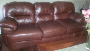 Quality Couch and Love Seat