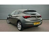 2017 Vauxhall Astra 1.0i Turbo ecoTEC SRi (s/s) 5dr Hatchback Petrol Manual