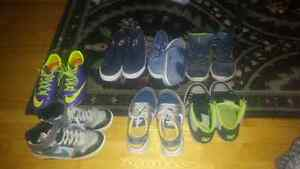 BOYS SHOES/  SNEAKERS  FOR SALE