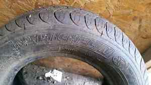 Michelin Defender tires size 175/70R13