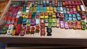 MOKO-LESNEY-MATCHBOX-CORGI-HUSKY-HOT WHEELS-SOLIDO-TONKA