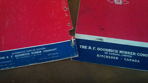 B.F. Goodrich Red Book No. 52/1940 Automotive Accessories Kitchener / Waterloo Kitchener Area image 2