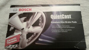 NEW BOSCH DISK BRAKE PADS SET