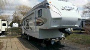 "FIFTH WHEEL EAGLE JAYCO 27"" 2011"