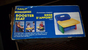 Safety 1st Folding Booster Seat / High Chair