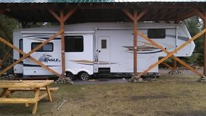 34' Eagle fifth wheel