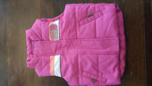 Girl's winter vest. 12-18 month size. $10!!!