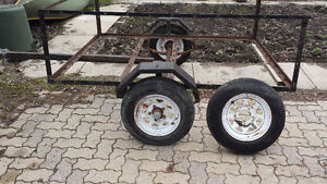 Build Your Own Trailer