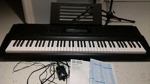 SOLD - Casio WK-500