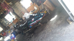 for sale skidoo grand touring with ownership $280