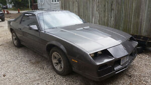 1984 Camaro  Z28 For Sale
