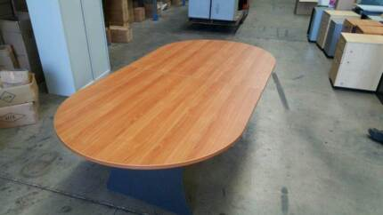 BOARDROOM TABLE home study reception business conference office Murarrie Brisbane South East Preview