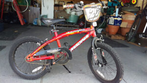 Hot Rod type Child's bike for sale