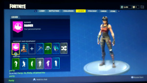 Renegade raider Account for sale with email access
