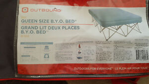 Outbound QS B.Y.O. Bed (New)