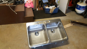 Sink and Countertop