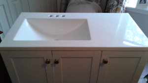 New vanity for sale- sold as of 7pm. Sept 19