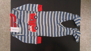 Baby Boy clothes, shoes and sleep sack
