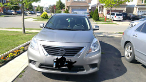 2013 nissan versa  low price