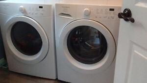 Washer + Dryer