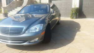 GREAT DEAL!! Mercedes Benz s550 4 Matic, Fully equipped, Low km