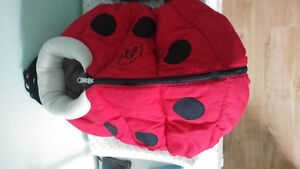Coulou coccinelle