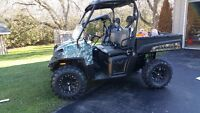 2010 POLARIS RANGER  800 HD 4X4  3 SEATER$8900!!!!