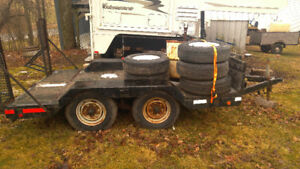 $1,250Heavy duty 6 X 10 ft. tandem trailer