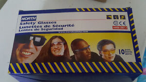 Box of Safety Glasses
