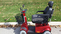 FOR SALE:Fortress 1700 Handicare Scooter--Save Almost $1600.00