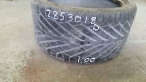 Single Bridgestone S02 285/30R18 tire (50% tread life)