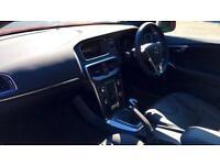2017 Volvo V40 T2 (122) R DESIGN Pro 5dr Manual Petrol Hatchback