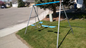 Toddler Swing set,  Immediate pick up