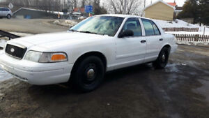 2009 Ford Crown Victoria Bicorps