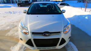 2012 Ford Fucus SE Sedan