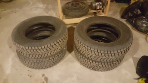 265/70 r17 winter tires for sale