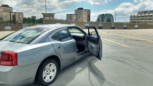 2007 Dodge Charger Gris Berline