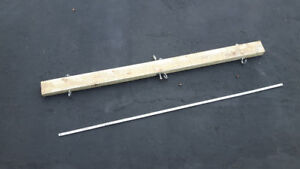 Chain Link Fence Tensioning Kit