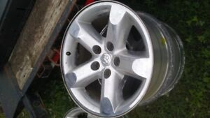 aluminum wheels from 2007 dodge 1500 20 inch