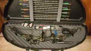 Fire flight express compound bow