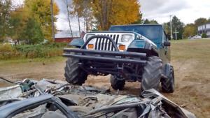 Jeep YJ Wrangler 1992 6cyl 4L