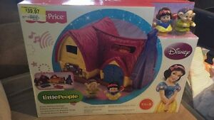 Little People 2 sets brand new in box