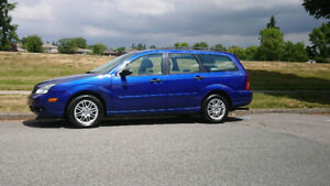 2006 Ford Focus ZSW wagon