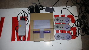 Snes yellowed $80 obo